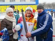 Олимпийский Огонь на ФФК