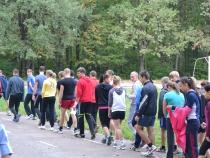 Осенний легкоатлетический кросс ФФК и традиционный кросс
