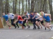Весенний легкоатлетический кросс ФФК-2014